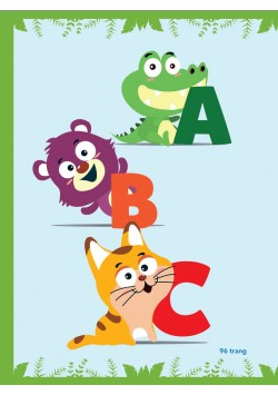 ABC Animals - HT81